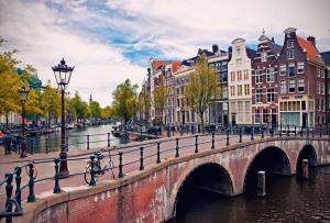 Amsterdam organiseren Noord Holland