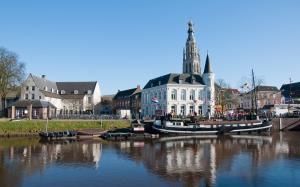 uitje Breda  provincie Noord Brabant